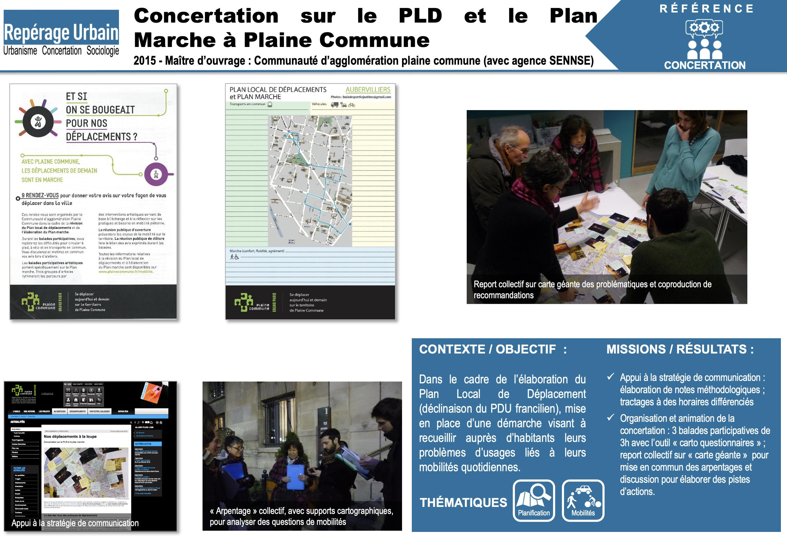 2015 - Plaine commune