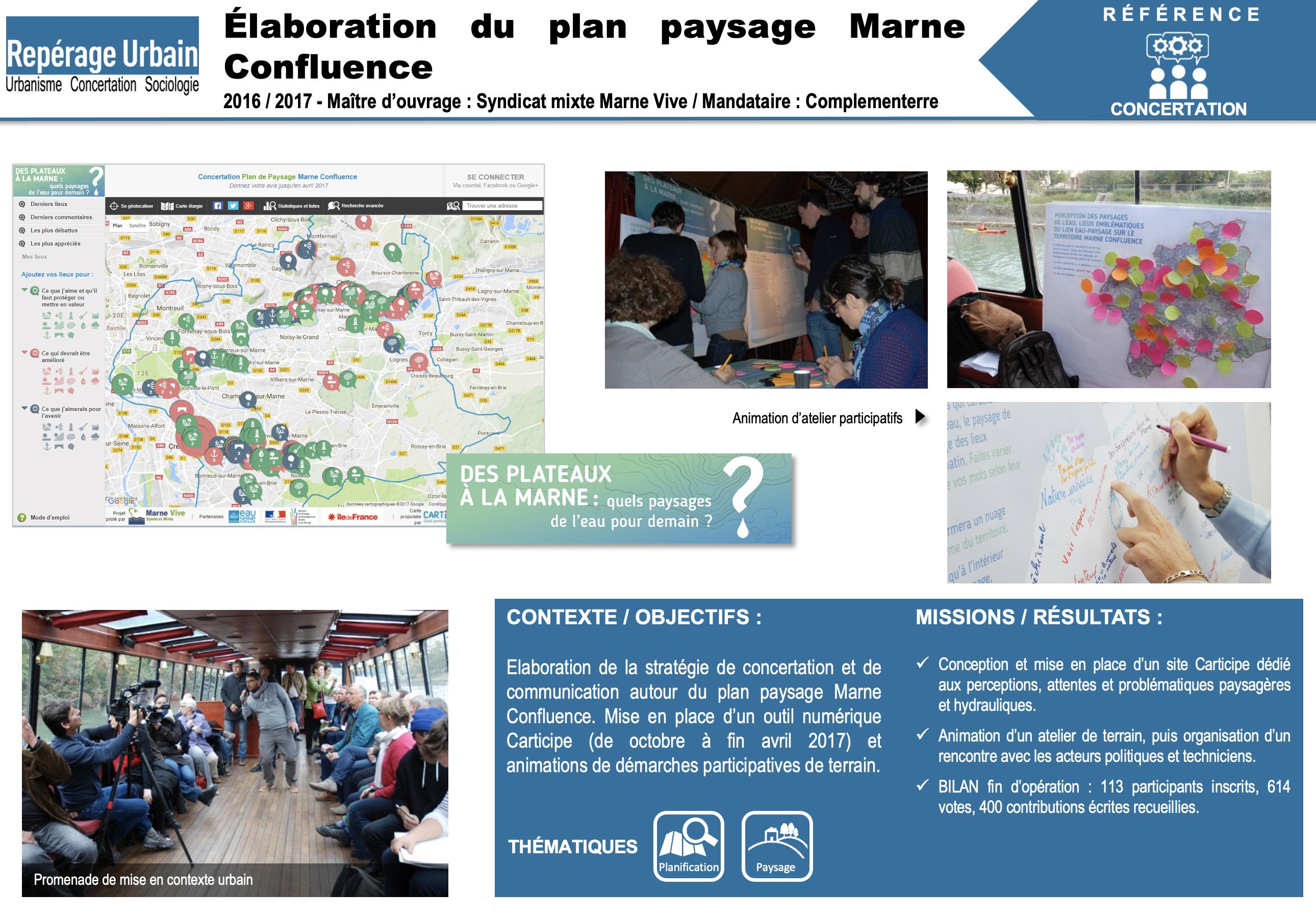 2016 - Plan Paysage Marne