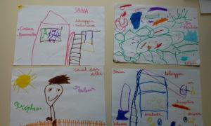 Atelier enfants - MERU-PRU La Nacre animé par Kamel BENTAHAR