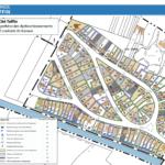 rapport sur l'aménagement de la Cité Taffin (cité jardin) à Vieux-Condé (Valenciennes)